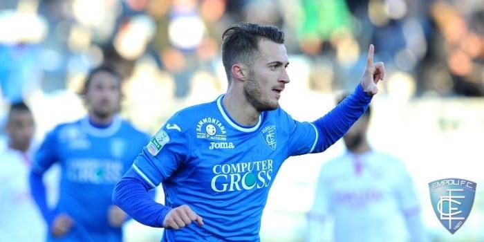 Serie B - Donnarumma stende il Carpi: vince l'Empoli 1-0