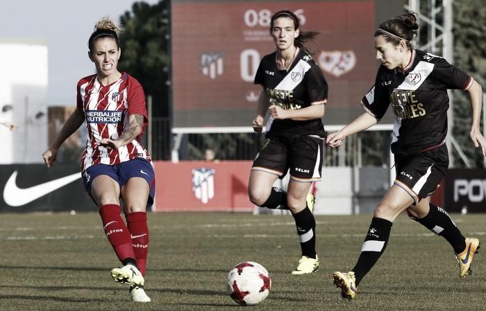Primera derrota del femenino después de 44 partidos invictas