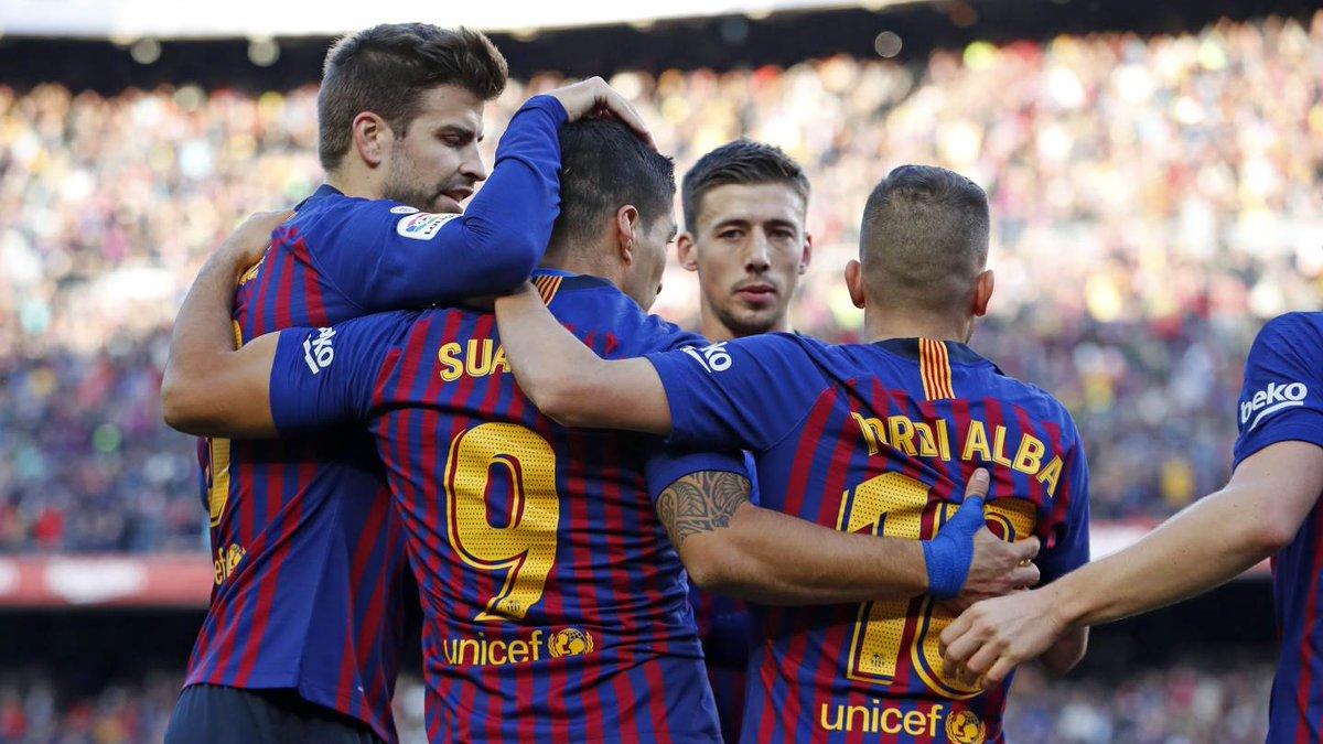 Liga - Il Barcellona disintegra il Real Madrid: 5-1 al Camp Nou!