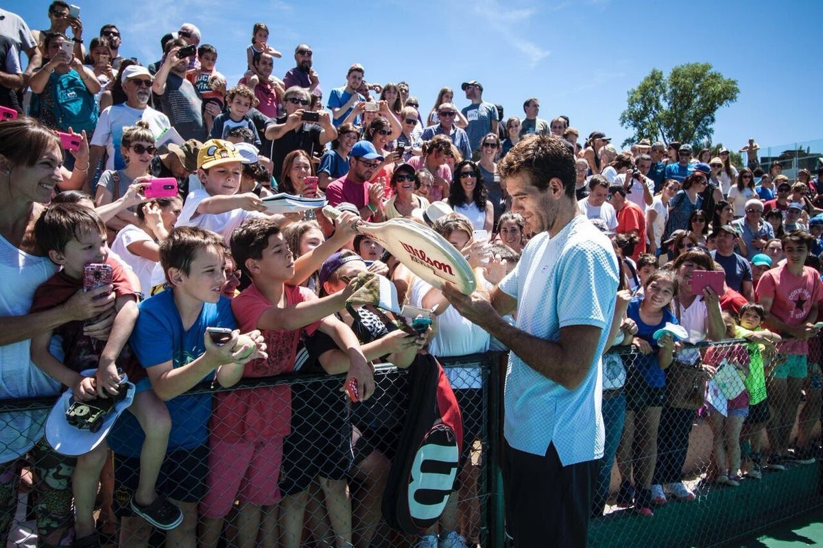 Wimbledon 2018 - Del Potro al quarto turno