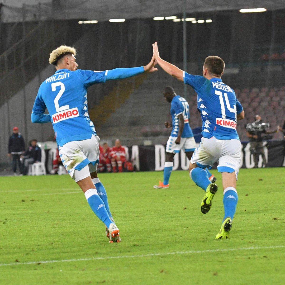 Il Napoli ospita l'Empoli : Ancelotti cambia ancora