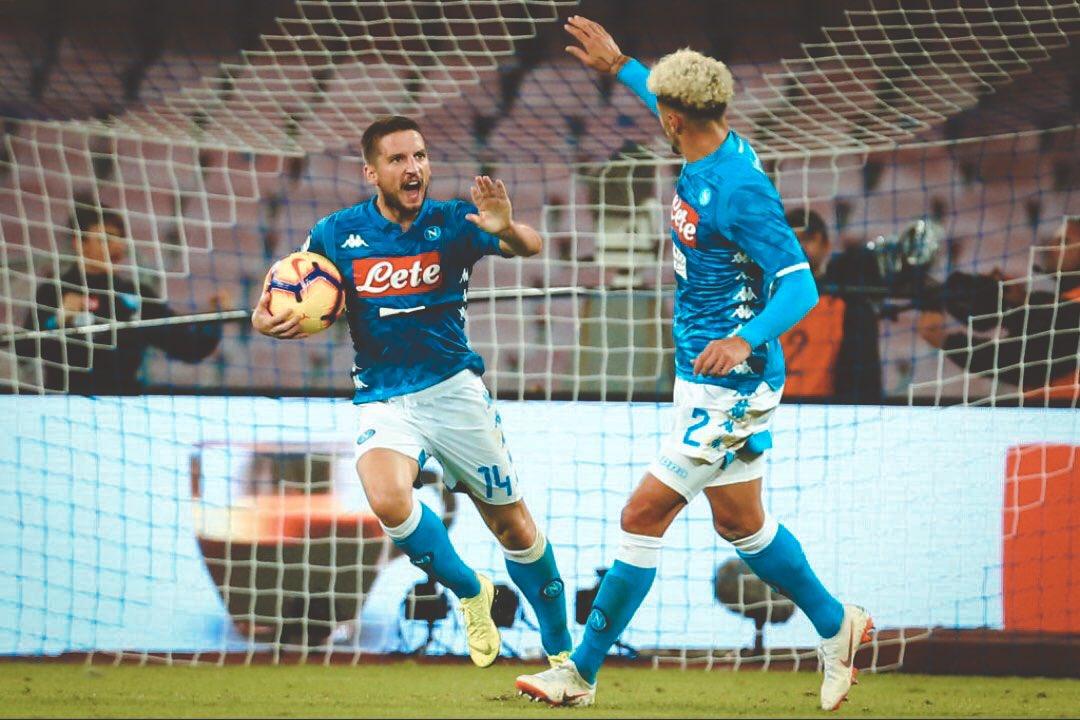 Il Napoli ospite a Genova: Ancelotti cerca punti per il sogno-scudetto