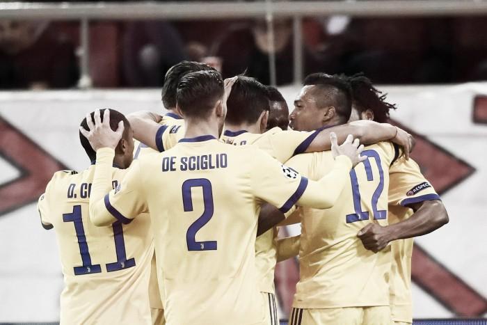 Com 'reservas' brilhando, Juventus vence lanterna Olympiacos e avança às oitavas da UCL