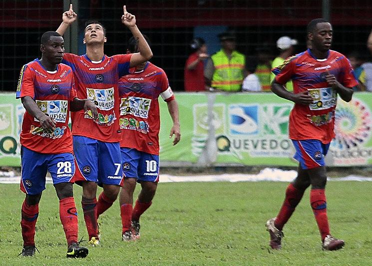 Deportivo Quevedo no desaprovecha la para del campeonato