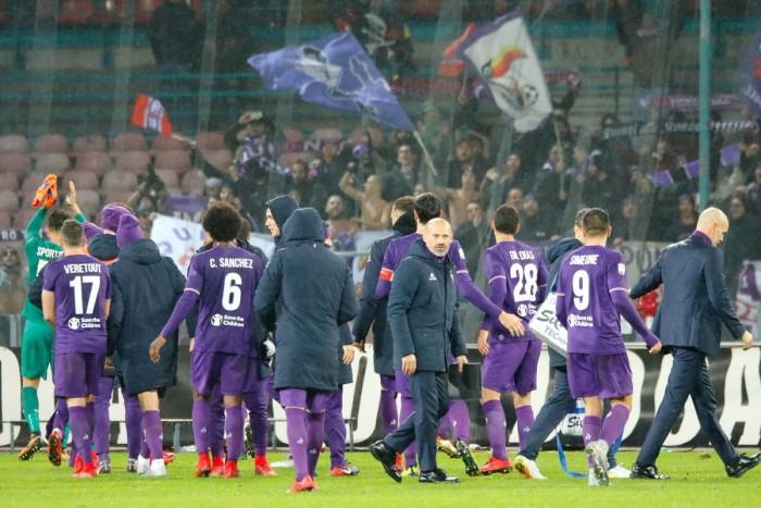 Fiorentina: contro la Sampdoria poco turnover, spazio a Babacar e Gil Dias