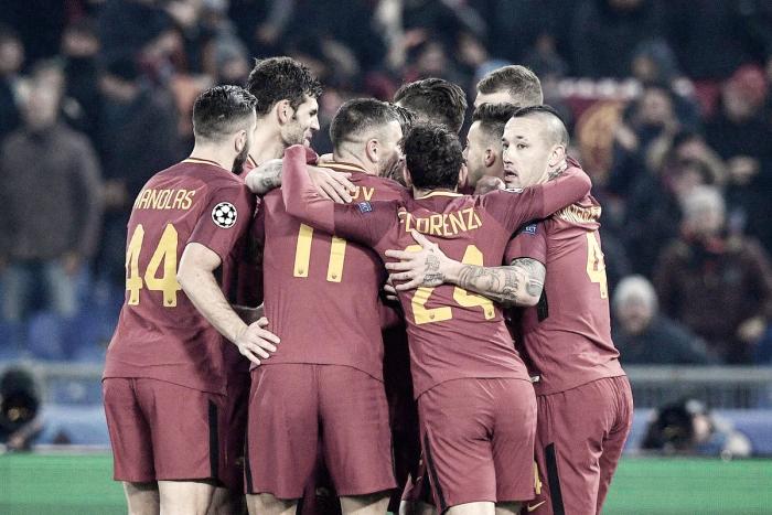 La Roma ya es equipo de octavos