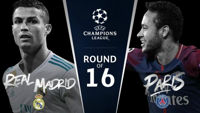 Champions League, Real-Psg: scontro tra titani
