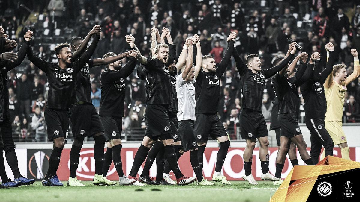 Buena jornada alemana en Europa League
