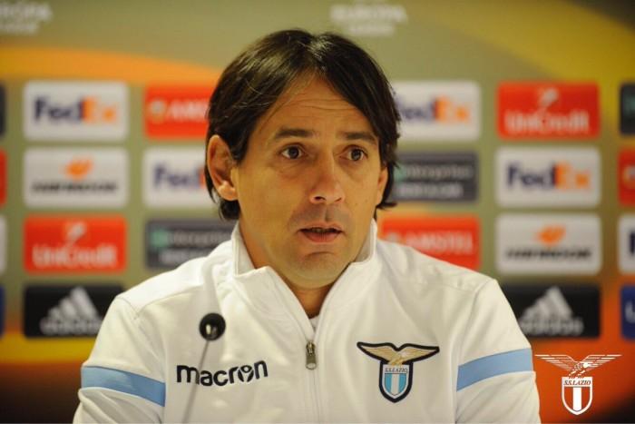 """Zulte Waregem-Lazio 3-2, Inzaghi: """"Abbiamo preso gol evitabili. Contento per la prestazione di Felipe Anderson"""""""