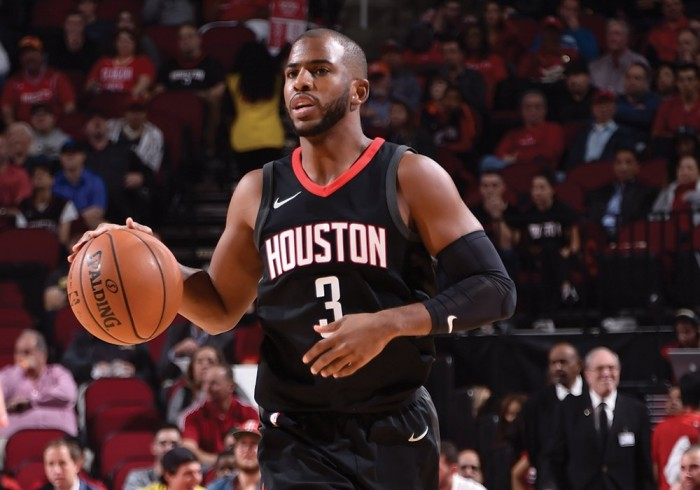 NBA - Houston da favola, anche i Pelicans si inchinano; flop Thunder, crollano contro Charlotte