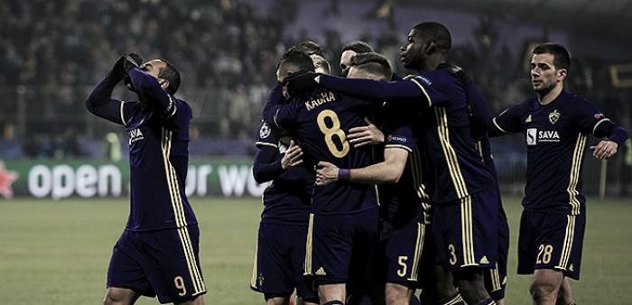 Champions League: 1-1 tra Maribor e Siviglia, andalusi agli ottavi di finale come secondi