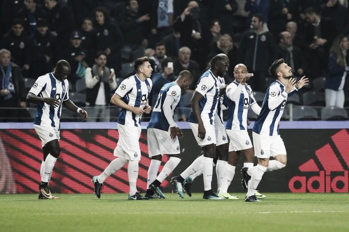 Champions League: goleada ad Oporto, 5-2 del Porto sul Monaco. Portoghesi agli ottavi