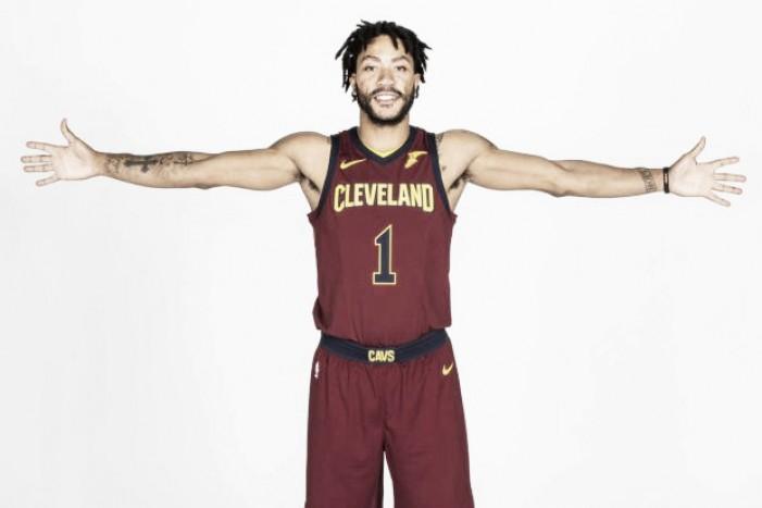 NBA, i Cleveland Cavs promuovono Derrick Rose