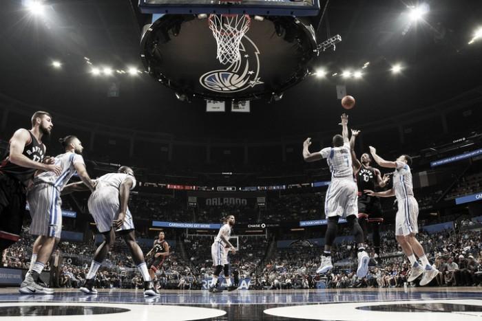 Nba, successi esterni per Raptors e Celtics a Orlando e Miami