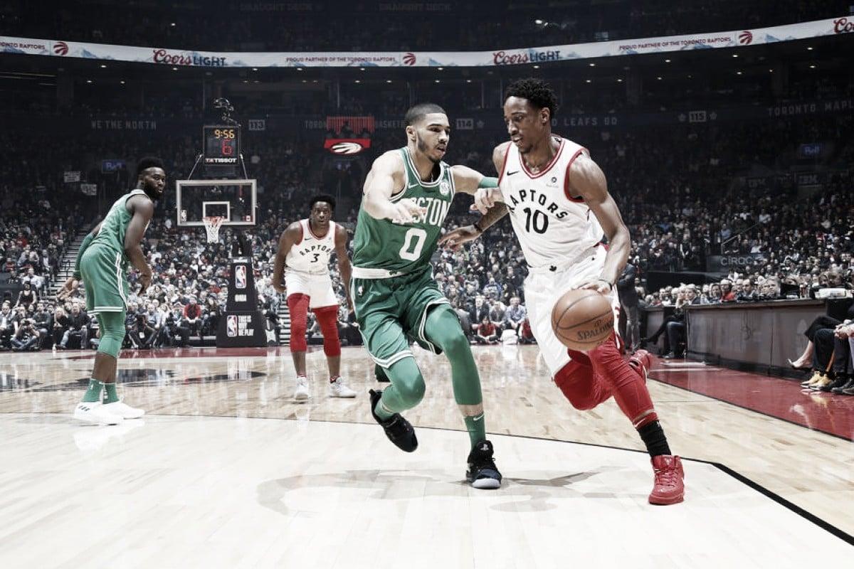 NBA, Celtics sconfitti a Toronto (96-78)