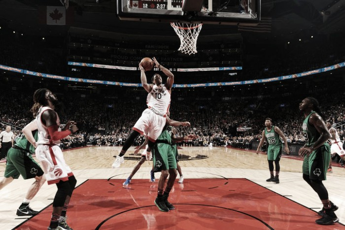 NBA, DeRozan stende i Celtics. Chicago all'overtime sui Suns