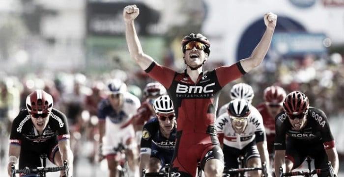 Vuelta 2016, sprint vincente di Drucker aPeñíscola