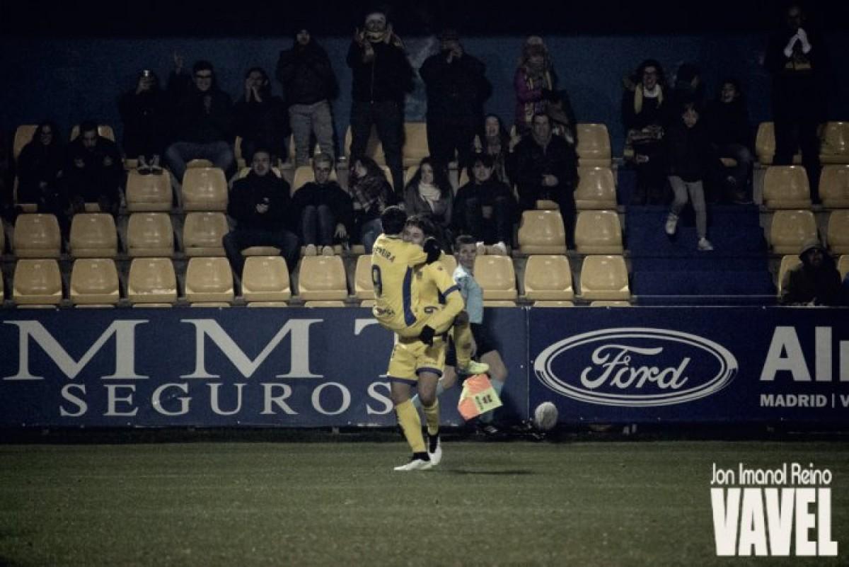 Los problemas con el gol, un hábito en la delantera alfarera