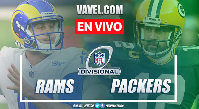 Resumen y Touchdowns: Los Ángeles Rams 18 - 32 Green Bay Packers en el Playoff Divisional de la NFL