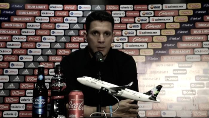 """Diego Ramírez: """"El punto nos sabe a muy poco"""""""