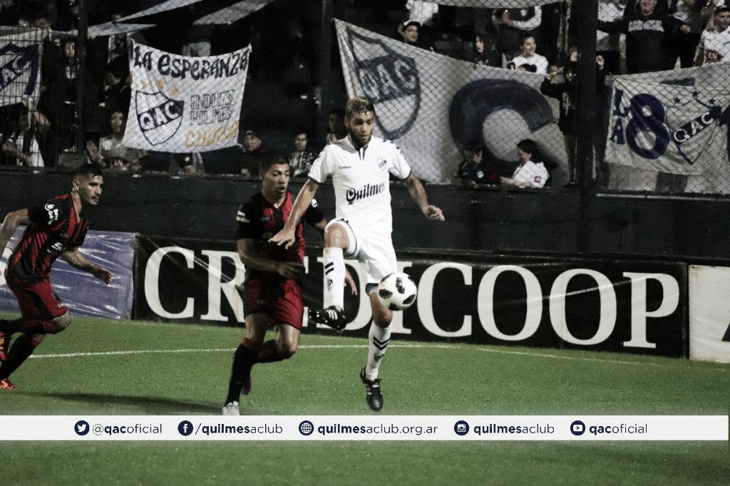 Quilmes no levanta cabeza en la B Nacional