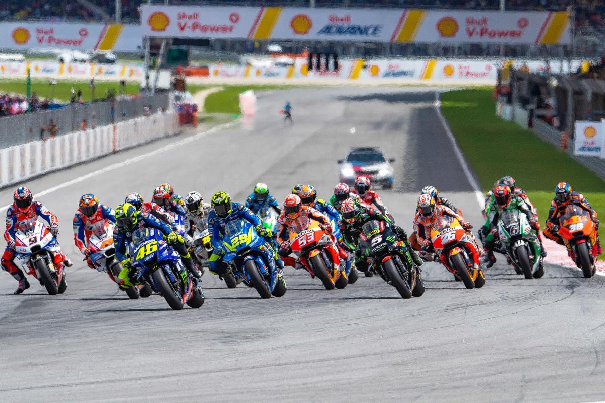 MotoGP - La presentazione del Gran Premio di Valencia
