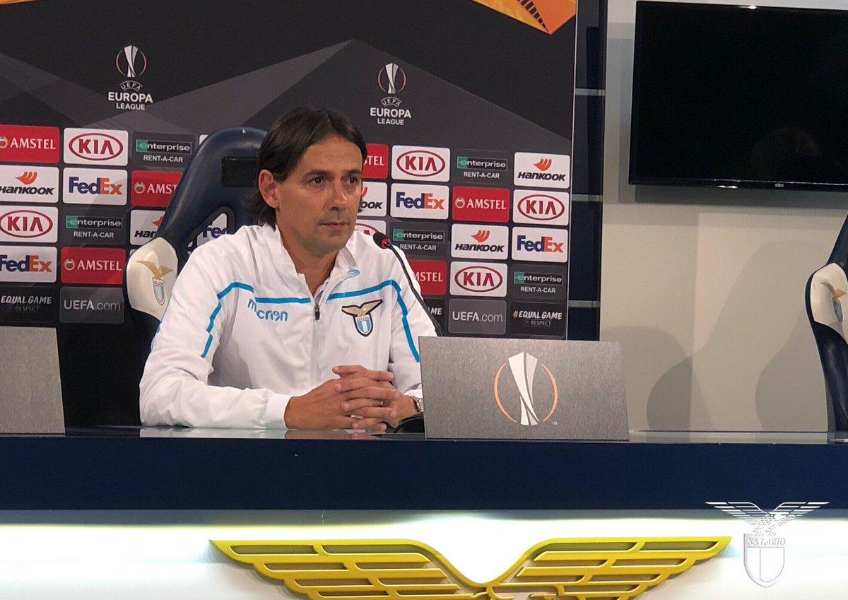 """Lazio, Inzaghi avverte: """"Non mi fido di questo Marsiglia"""""""