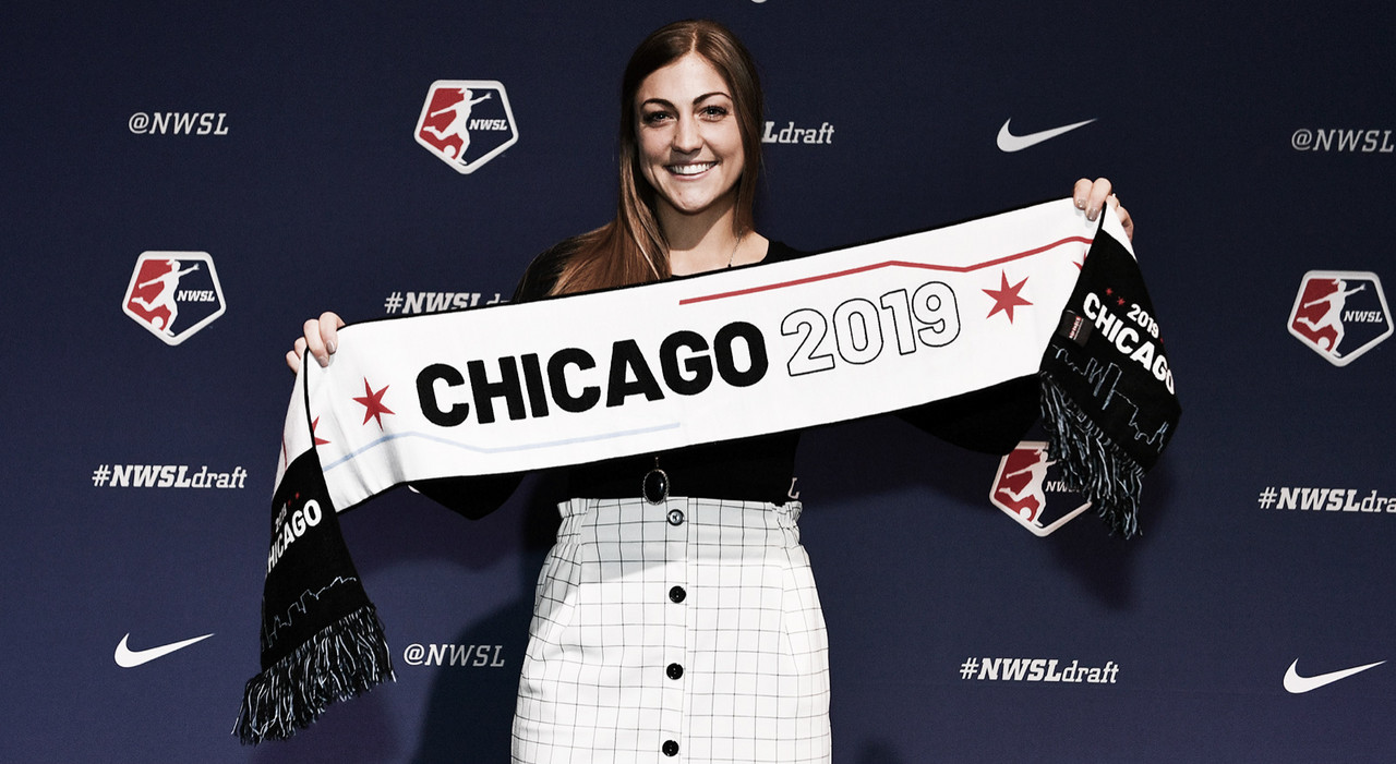 2019 NWSL College Overall Draft Review