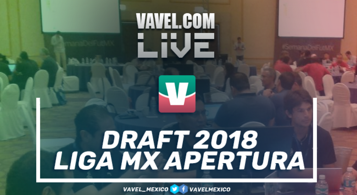 Draft Ascenso MX 2018 en vivo: transferencias minuto a minuto