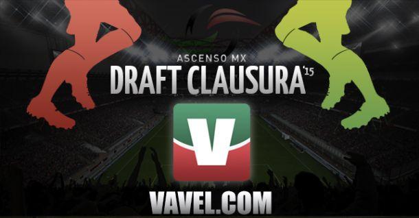Draft Clausura 2015 Ascenso MX