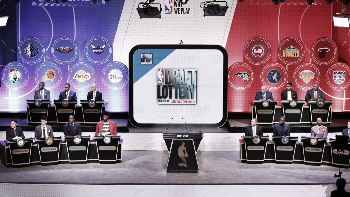 Previa de la lotería del 'Draft': las posibilidades y la suerte
