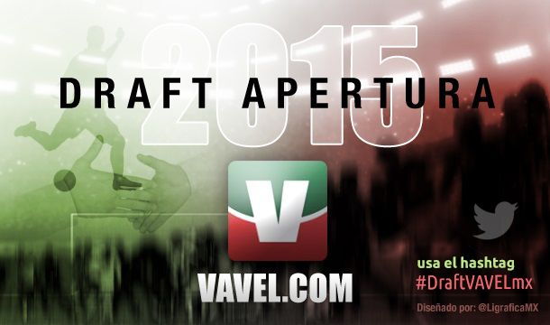 Altas y bajas Draft de la Liga MX Apertura 2015