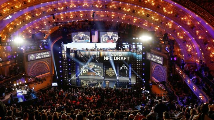 Chicago se viste de gala para el Draft