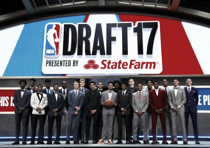 Sixers pegam Fultz na 1ª escolha em noite de recorde de calouros no NBA Draft