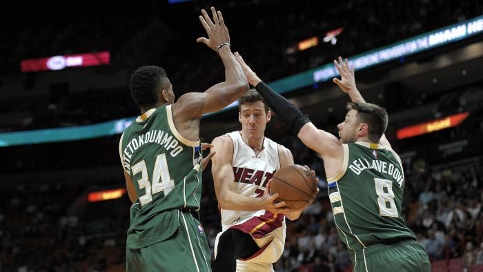 NBA - Riscatto Miami, Milwaukee crolla nell'ultimo quarto