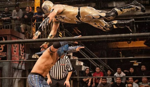 Lucha Underground: Unique Opportunities