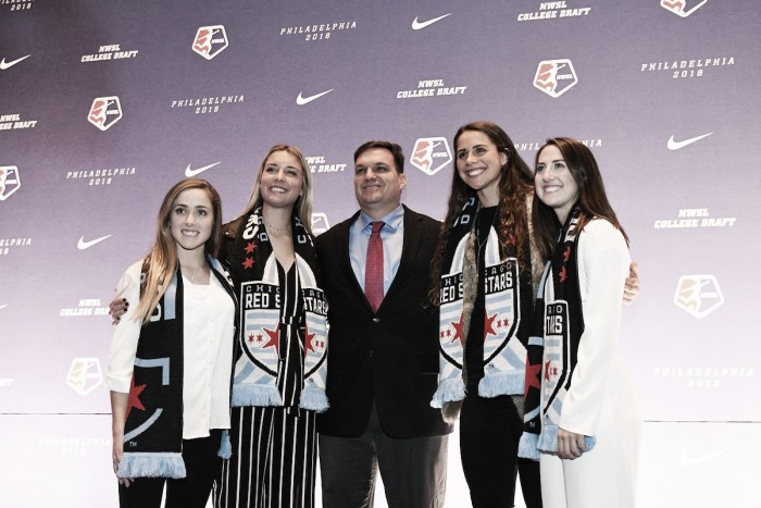 2018 NWSL College Draft Review: Chicago Red Stars