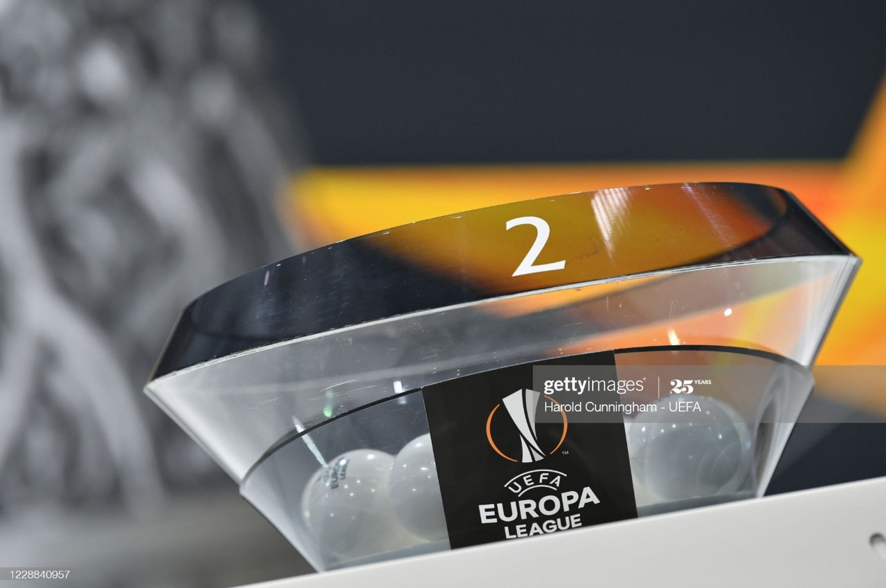 Leicester City play Zorya Luhansk in their first group game in the 2020/21 Europa League | Photo: Getty/ Harold Cunningham - UEFA