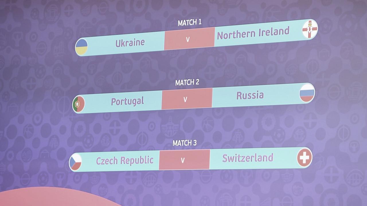UEFA Euro Femenina Inglaterra 2022: Repescas confirmadas