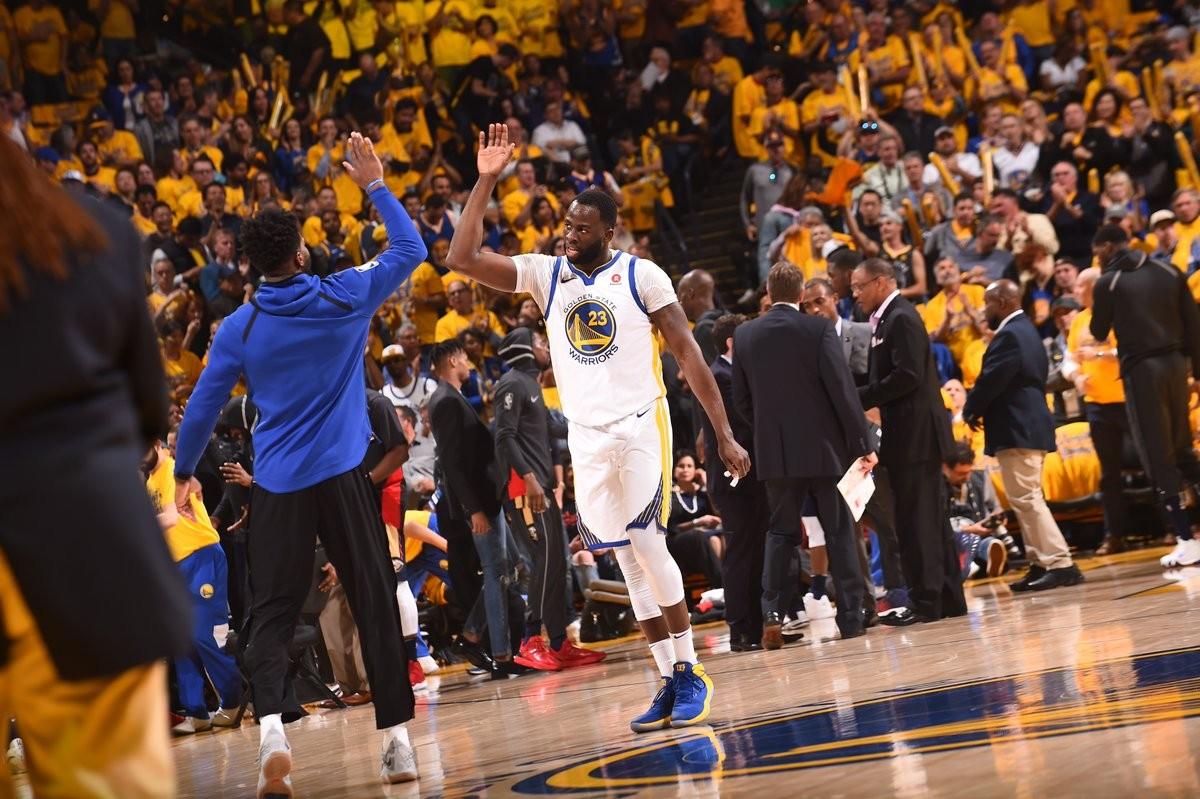 """NBA Playoffs - Golden State è pronta, Green: """"Vogliamo un altro anello, non importa altro"""""""