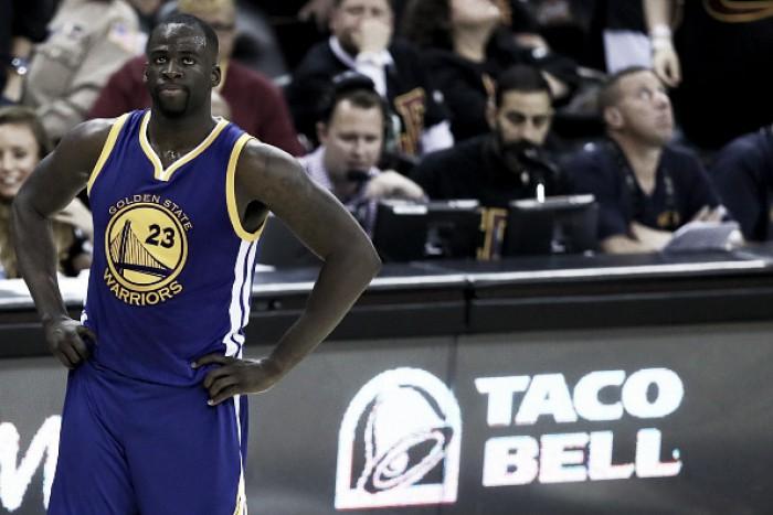 Fator Green: suspensão afetou diretamente o desempenho do Golden State Warriors