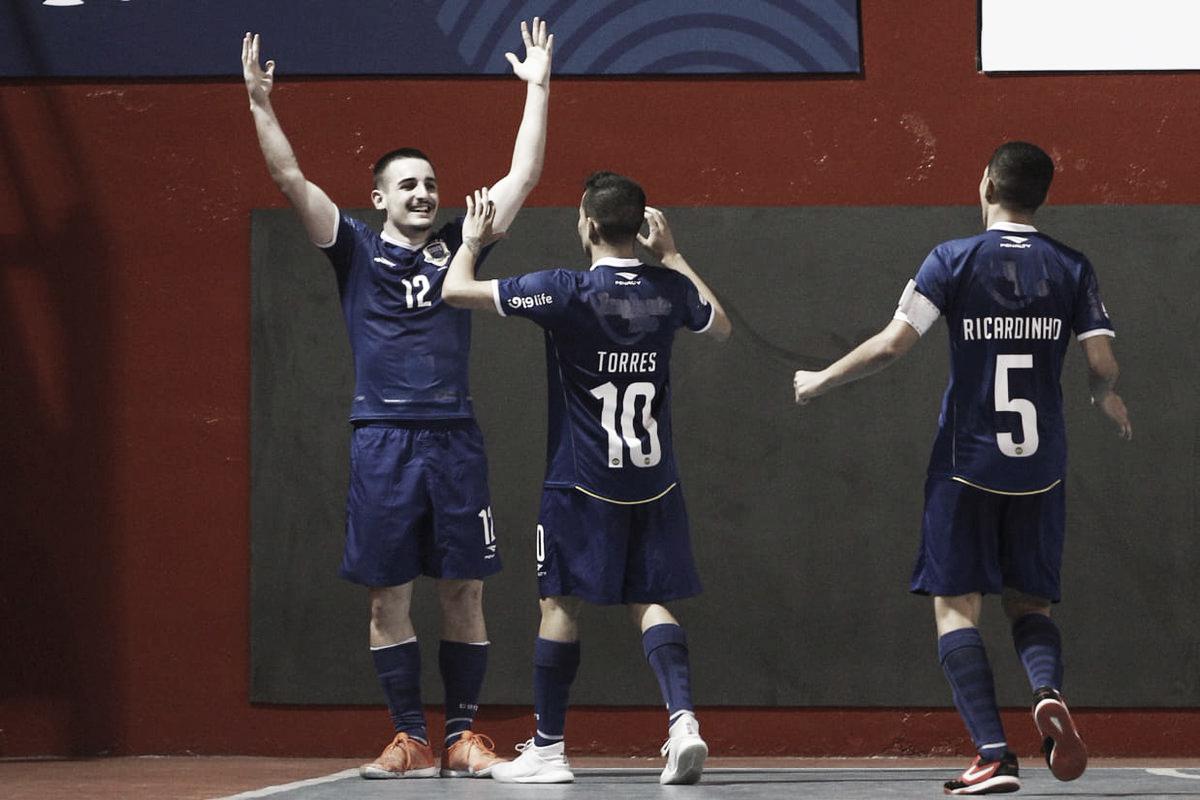Colombia quedó sin opciones de ganar el título del Sudamericano Sub 20 de futsal