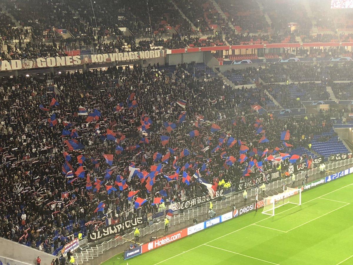 Champions League - L'Hoffenheim la pareggia all'ultimo: contro il Lione finisce 2-2