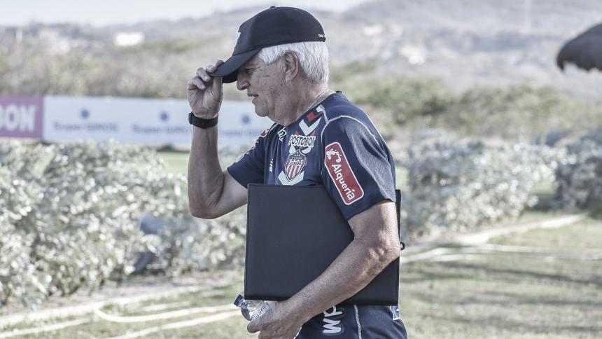 """Julio Comesaña: """"Confío en el equipo"""""""