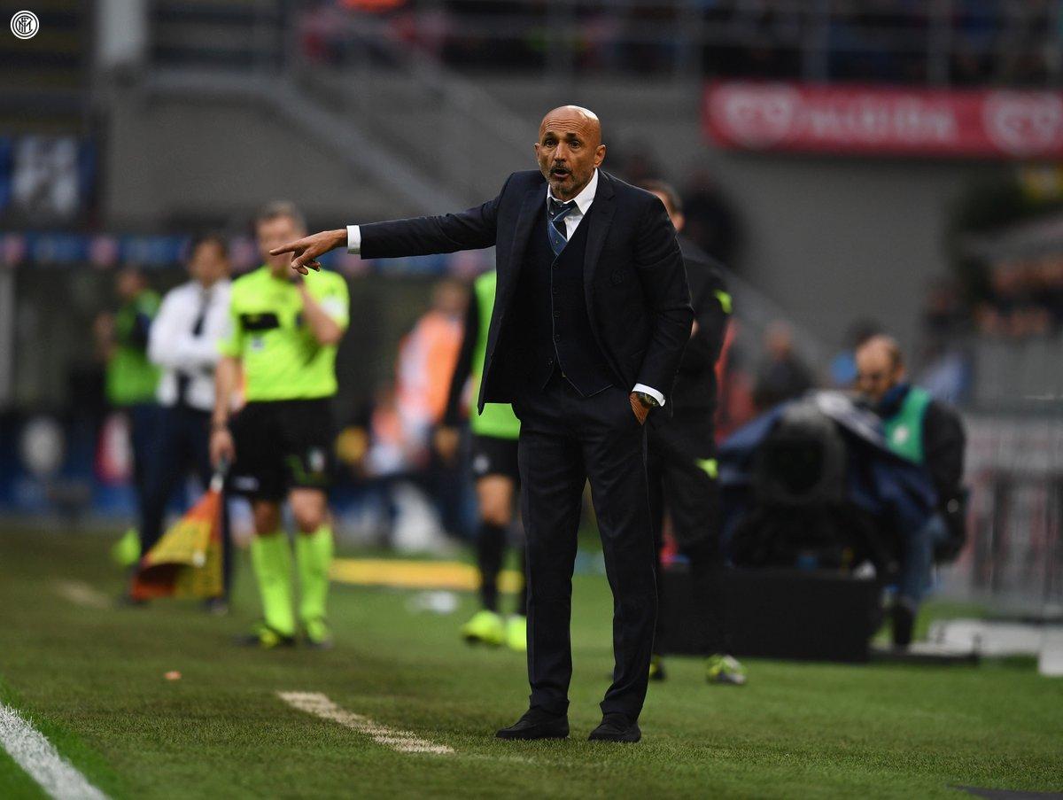 """Inter, Spalletti in conferenza: """"Siamo in fiducia e vogliamo dimostrarlo"""""""