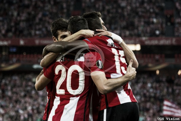 El Athletic llega a las 50 victorias en UEFA