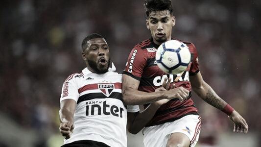 Pressionado, São Paulo recebe vice-líder Flamengo na defesa se sua vaga à Libertadores
