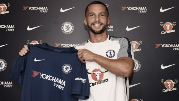 Campeão com Leicester, Drinkwater é oficializado no Chelsea após fim da janela