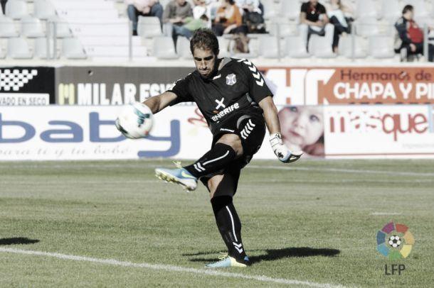 Diego Rivas, nuevo jugador del Albacete