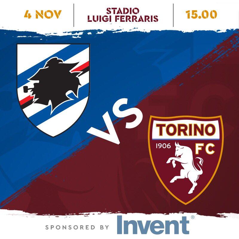 La Sampdoria ospita il Torino: una partita con vista Europa League